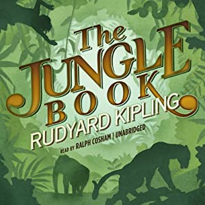 The Jungle Book I & II Audiobook