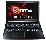 XOTIC MSI GP62 Leopard Pro-002 Intel® Mobile Core i7-5700HQ 128GB SSD + 1TB 7200RPM HDD 16GB DDR3 NVIDIA® GeForce GTX 950M GDDR3 (2.0GB) Full HD Windows 8.1 Gaming Laptop Computer