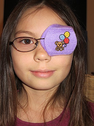 Glasses Eye Patch for Kids to Treat Amblyopia / Lazy Eye ...