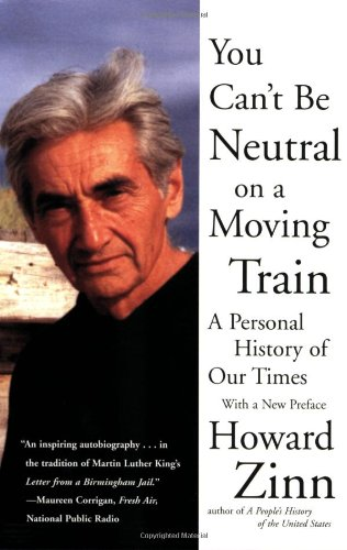 You Can't Be Neutral on a Moving Train: A Personal...