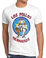 style3 Los Pollos T-Shirt Homme