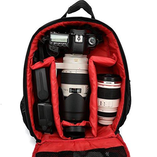 how to make a camera backpack