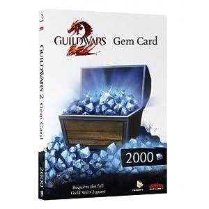 Carte Gem 2000 'Guild Wars 2' pour PC