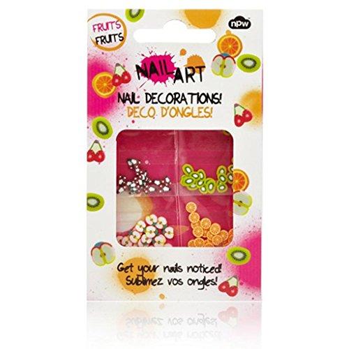 Nail Art Decorations Fruits