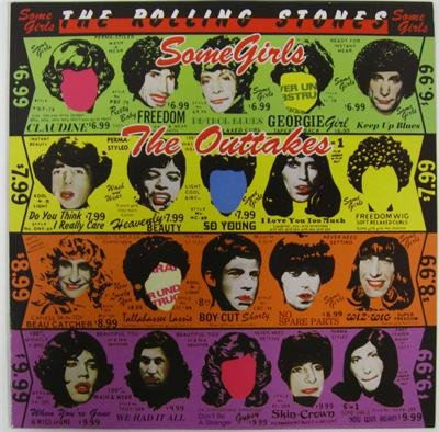 The Rolling Stones - Some Girls - Outtakes (1977-1978) - Zortam Music