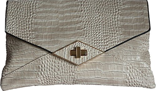 H&G Ladies Designer frizione \ sera \ spalla borsa di accessori DL - Parigi