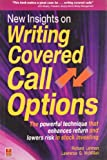 img - for New Insights on Writing Covered Call Options book / textbook / text book
