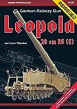 German Railway Gun 28 cm K5(E) Leopold