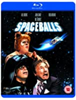 Spaceballs [Blu-ray] [1987] [Region Free]