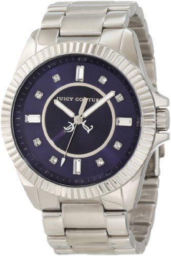 Juicy Couture Women's 1900926 Stella Stainless Steel Bracelet Watch
