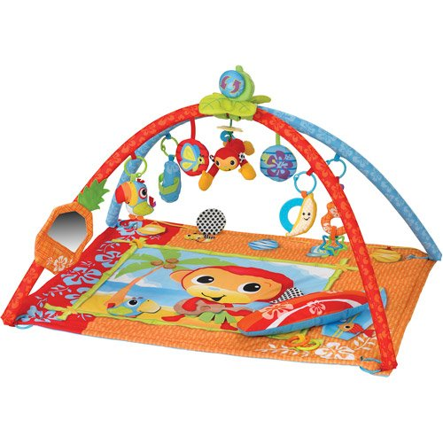 Infantino - Music And Motion Activity Gym And Pla front-1060863