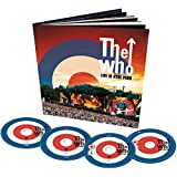 The Who: Live in Hyde Park [Deluxe Book+DVD+Blu-ray+2CD ]