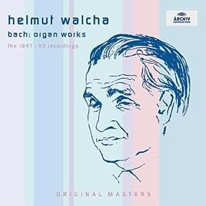 Bach - Intégrale des oeuvres pour orgue (1947-1952)  (Coll. Original Masters)