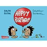 Happy Birthday! Geburtstagspostkarten