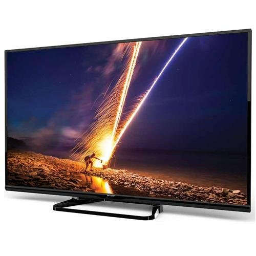 Sharp LC-55LE653U 55-Inch 1080p Smart LED TV (2015 Model)