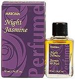 Maroma Fragrance, Night Jasmine, .34 Fluid Ounce