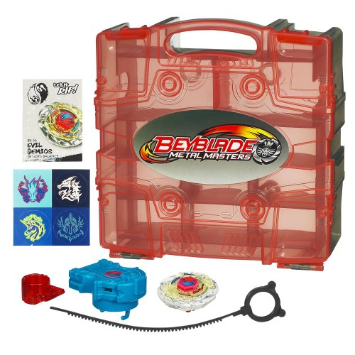 Beyblade Metal Fury Beylocker Case Picture