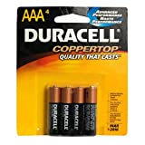 Duracell Coppertop Aaa Batteries,