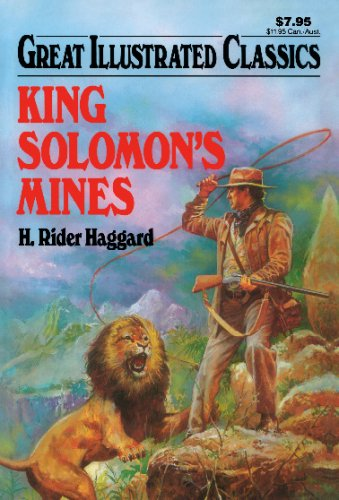king solomons mines essay 1 how is the victorian age's imperialism presented in king solomon's mines for the most part, haggard maintains the position of his day, where imperialism is seen as a positive and necessary progress of civilization twala is the most savage of african tribesmen, and it is against his primitive brutality that.
