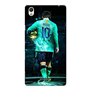 Premium Ten Of Sports Back Case Cover for Sony Xperia T3