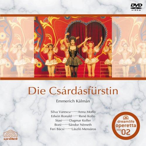 E.カールマン「チャールダーシュの女王」 [DVD]