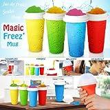 Magic Freez Mug - Gobelet magique à granité - Top vente de lété !