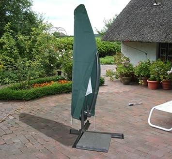 schutzh lle f r ampelschirm 300 cm gr n us211. Black Bedroom Furniture Sets. Home Design Ideas