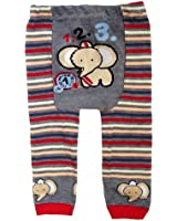 Baby - Toddler Unisex Trousers / Leggings - Elephant 1-2-3