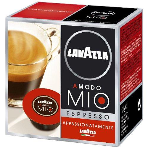 Order Lavazza A Modo Mio Appassionatamente, 16 Capsules by Luigi Lavazza Spa