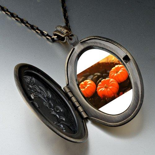 Pumpkin Toys Pendant Necklace