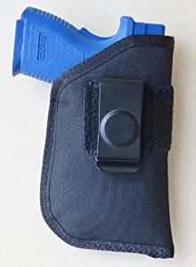 """Inside the Pants Holster For Springfield XD Subcompact 3"""" Barrel 9mm or 40"""