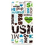 Purple Eyes Pop & Jazz New Glow Back Case Cover Case Cover For Micromax Bolt D321