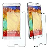 Product B00GRVQ8FC - Product title Generic Hard Tempered Glass Screen Guard Protector Crack Saver for Samsung Galaxy Note 3 - Non-Retail Packaging - Clear