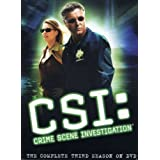CSI: Crime Scene Investigation: Season 3 ~ William Petersen