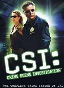 CSI: Crime Scene Investigation: Season 3