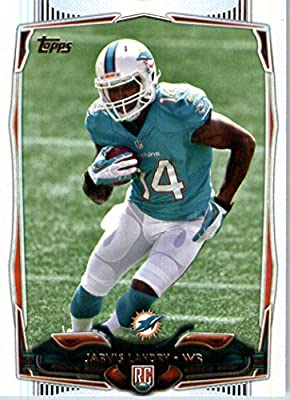 2014 Topps NFL Football Card #394 Jarvis Landry Miami Dolphins ROOKIE CARD