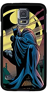 Coveroo Thinshield Cell Phone Case for Samsung Galaxy S5 - Retail Packaging - Batman Bat Signal at Gotham City Store