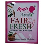 Anoos Fair & Fresh Herbal Face Wash,50g