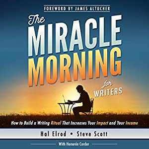 The Miracle Morning for Writers Audiobook
