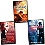 Carrie Vaughn Kitty Norville series books: 3 books number 1, number 2, number 3 (Kitty and the Midnight Hour / Kitty Goes to Washington / Kitty Takes a Holiday rrp £20.97)
