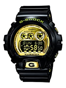 Casio Herren-Armbanduhr XL G-Shock Digital Quarz Resin GD-X6900FB-1ER