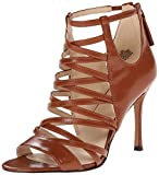 Nine West Womens Funkfresh Leather Dress Sandal