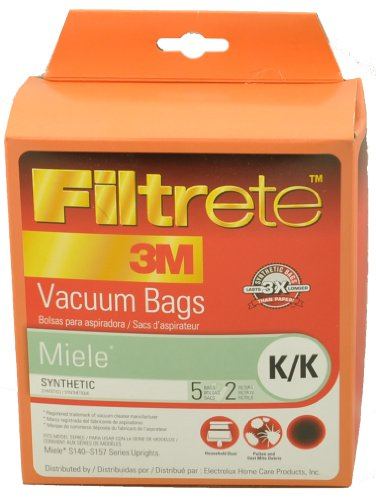 Miele Upright Vacuum Bags front-624687