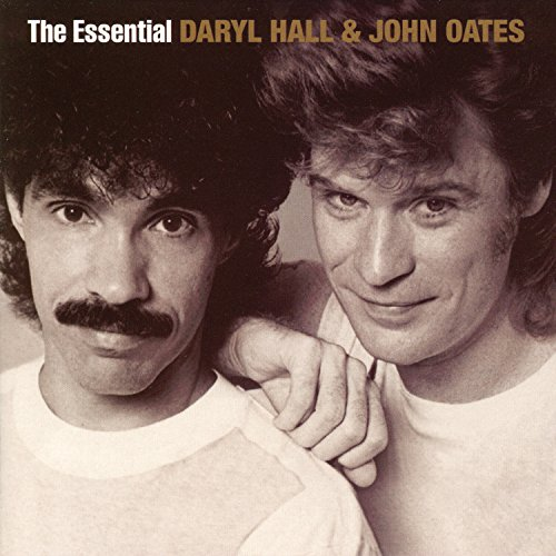 CD : Hall & Oates - Essential Daryl Hall & John Oates (Remastered, 2 Disc)
