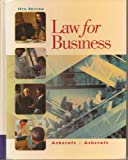 img - for Law For Business, 14th Edition book / textbook / text book