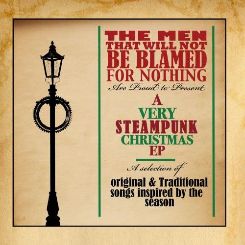 Very Steampunk Christmas Ep (Vinyl)