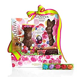 Godiva Chocolatier Easter Cheer Basket