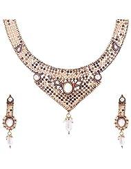 Kisan Jewellers Designer Necklace Set For Women (PSJD/21)