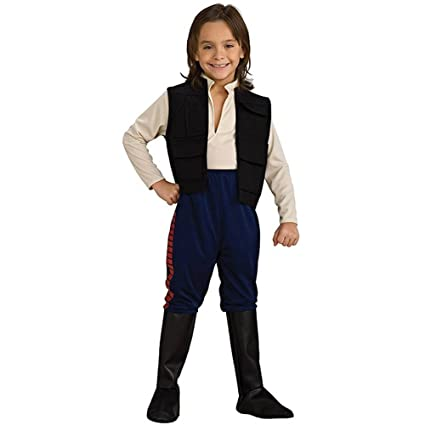 Han Solo Costume for Boys