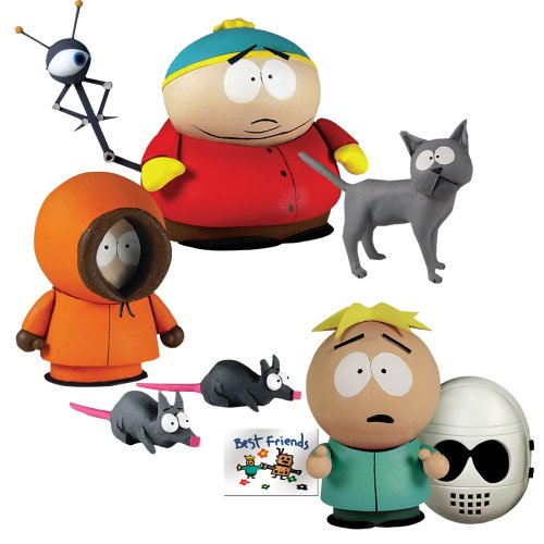 Picture of Mezco South Park Classics - Series 1 Figure (B004CLZDAU) (Mezco Action Figures)